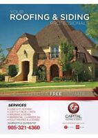 GAF CERTIFIED ROOFING *FINANCING AVAILABLE*
