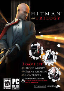 HitMan & Trilogy---Brand New