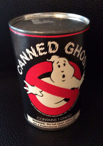 GHOSTBUSTERS Canned Ghost