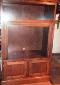 Quality Custom Made One of a kind Solid Maple Media Centre Kitchener / Waterloo Kitchener Area image 3