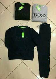 MENS HUGO BOSS FULL TRACKSUIT - SALE - WOW - HIGH QUALITY - MANY SIZES