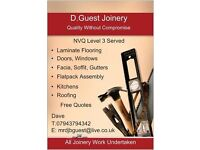 D.Guest joinery Doors, Kitchens, Decking, Gates. FREE QUOTES
