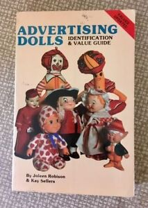 Advertising Dolls Identification & Value Guide crica 1980