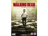 the walking dead complete season 6 boxset