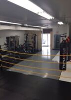 BOXING GYM WITH CLASSES (Private gym)