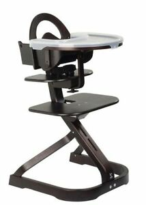 SVAN Mahogany Highchair with cusion
