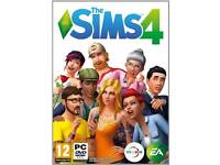 The SIMS 4, PC game