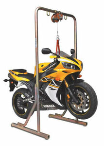 RENT THIS LIFT STAND TO CHANGE YOUR REAR TRACK $50 PER WEEK Kitchener / Waterloo Kitchener Area image 3