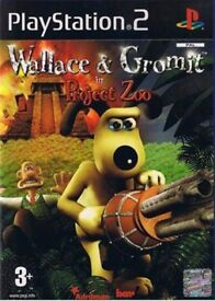 Wallace and Gromit - Project Zoo (PS2)