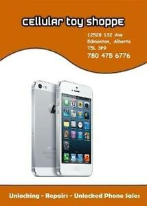 LIKE NEW - iPHONE 5 64GB Rogers/Chat-R Silver