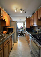 Beautifully Decorated here is a 2 bedroom and 1 bathroom,  Brand