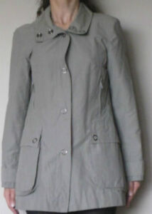 BRAND NEW RAIN COAT BY '' ROXY FORWARD '' & TWO COATS FOR SALE