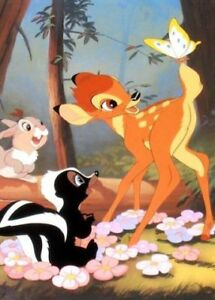 "Looking for dvd of Disney's ""Bambi"""