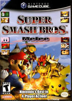 Buying Super Smash Bros Melee for Nintendo GameCube and others
