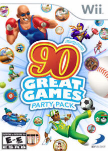 Wii 90 Great Games