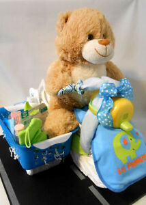 Bummy Bear Diaper Creations great baby shower gifts London Ontario image 1