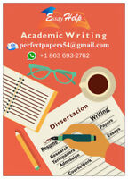 Tutoring Services- Essay Writing Guidance- Proofreading-Resumes