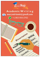 Toronto- ACADEMIC WRITER- ESSAY WRITER- TECHNICAL WRITER!!!