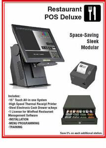 Restaurant POS Systems- Starting at $649, Best Quality on Kijiji