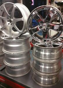 Steel, Aluminum & Chrome Replacement Rims @ Xtreme Auto