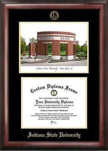 indiana university diploma frame
