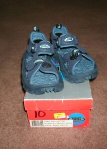 Boy's Cougar Sandals, Size 10, Brand New