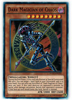 Yugioh Dark Magician of Chaos (Black Rare Ultra Rare) yu gi oh City of Montréal Greater Montréal Preview