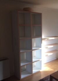 Living room cube storage