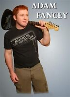 Adam Fancey - Country, Rock, Celtic, Lightshow & More