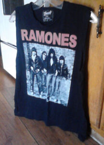 Old-School Band T-Shirts