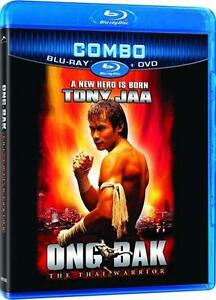 Ong Bak-The Thai Warrior-Tony Jaa-Blu-Ray/Dvd Combo