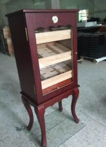 Cigar Cabinet Belmont up to 600 Cigars