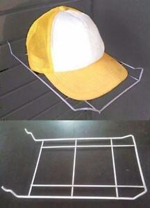 SUPPORT EN METAL POUR CASQUETTE / CHAPEAU ~ CAP / HAT HOLDER