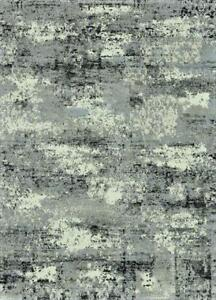 "NEW Loloi VIERVR-04GY0077A6 Rugs, Viera Collection, Grey, 7' 7"" x 10' 6"""