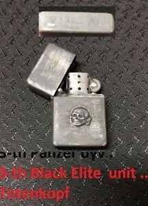German ww2 Black elite Zipo lighter