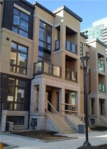 Brand New Stacked Townhouse In An Excellent Location@Yonge/Finch