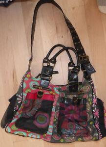 Large DESIGUAL (from Europe) handbag in like NEW condition Kitchener / Waterloo Kitchener Area image 1
