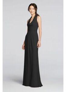 Bridesmaid Dress - David's Bridal - size 12