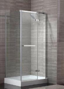 NEUF-Douches Ove, 2 modèles/Brand new Ove shower stall, 2 models