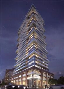 Brand New Luxury Bachelor Condo with Ensuite Laundry & A/C