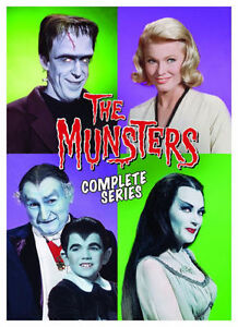 The MUNSTERS (Complete Series) (12 DVD SET) ~ NEW ~ $25.00