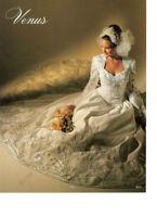 Luxurous bridal gown#8915 by Venus