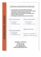 """General Bookkeeping Services by """"My Bookkeeper"""""""