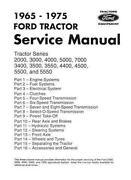 Ford 4500 Manual