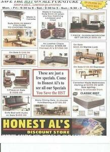 Furniture Specials, Bedrooms sets, Dining Tables, Sofa sets and MUCH MORE
