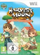 Harvest Moon Baum Der Stille