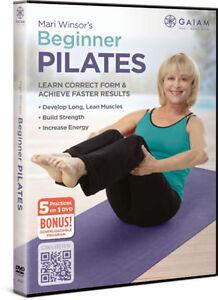 Mari Winsor's beginners Pilates DVD