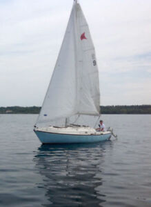 1974 Paceship 23 - Fixed Keel  $4500 OBO