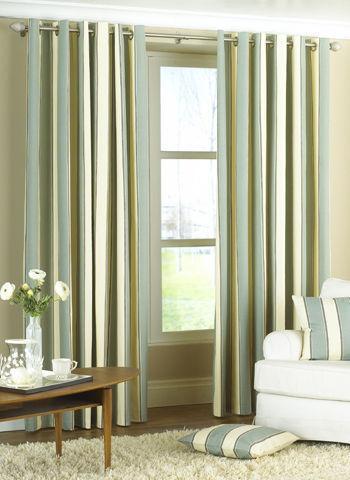 vertical stripe curtains ebay. Black Bedroom Furniture Sets. Home Design Ideas