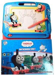 J'APPRENDS À DESSINER Thomas, le petit train - Avec crayon
